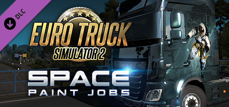 Save 50% on Euro Truck Simulator 2 - Space Paint Jobs Pack on Steam
