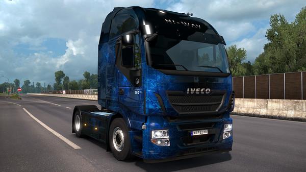 Euro Truck Simulator 2 - Space Paint Jobs Pack