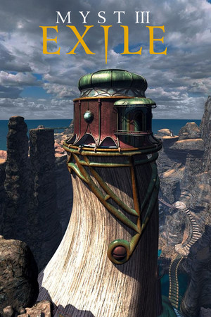 Myst III: Exile poster image on Steam Backlog