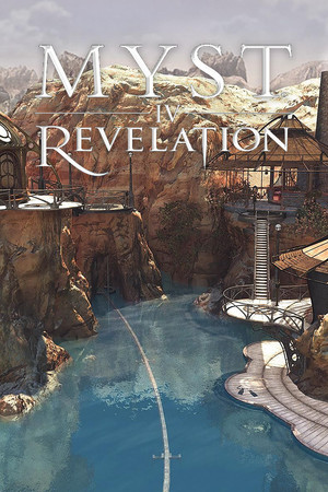 Myst IV: Revelation poster image on Steam Backlog