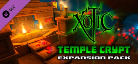 Купить Xotic DLC: Temple Crypt Expansion Pack