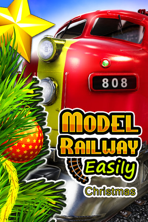 Model Railway Easily Christmas poster image on Steam Backlog
