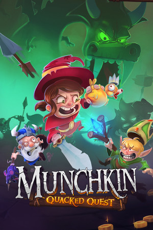 Munchkin: Quacked Quest poster image on Steam Backlog