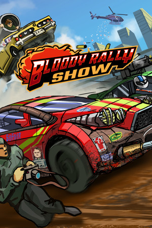 Bloody Rally Show poster image on Steam Backlog