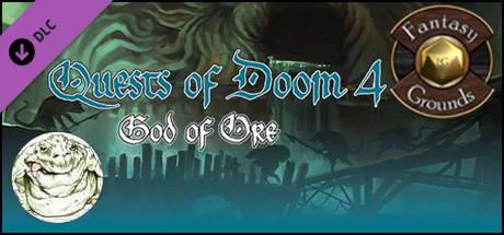 Fantasy Grounds - Quests of Doom 4: God of Ore (5E)