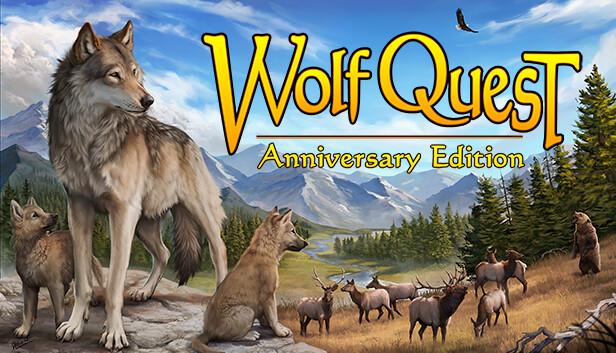 WolfQuest: Anniversary Edition on Steam