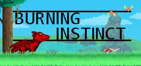 Burning Instinct cover art