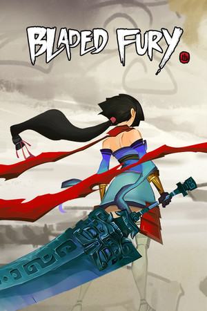 Bladed fury poster image on Steam Backlog