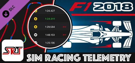 Sim Racing Telemetry - F1 2018