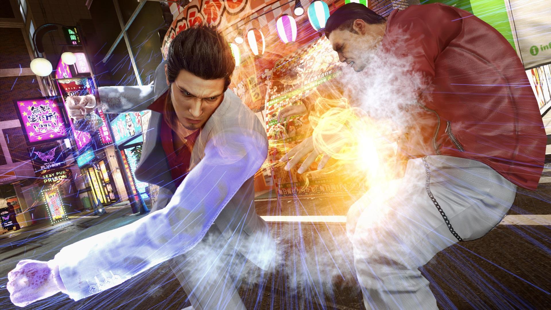 Link Tải Game Yakuza Kiwami 2 Miễn Phí