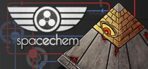 SpaceChem cover art