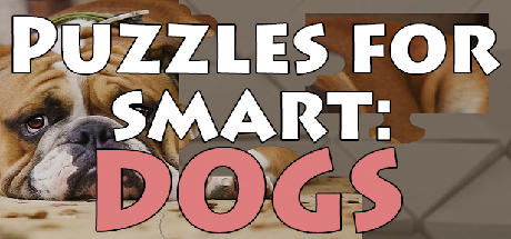 Puzzles for smart: Dogs