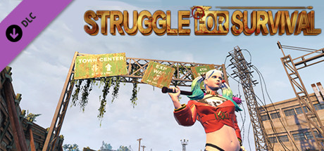 Struggle For Survival VR : Battle Royale - Harli
