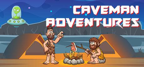 Caveman adventures cover art