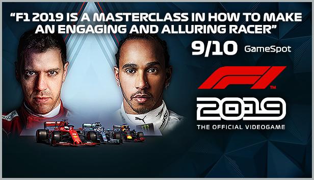 F1® 2019 on Steam