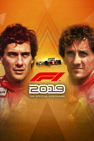 F1 2019 poster image on Steam Backlog