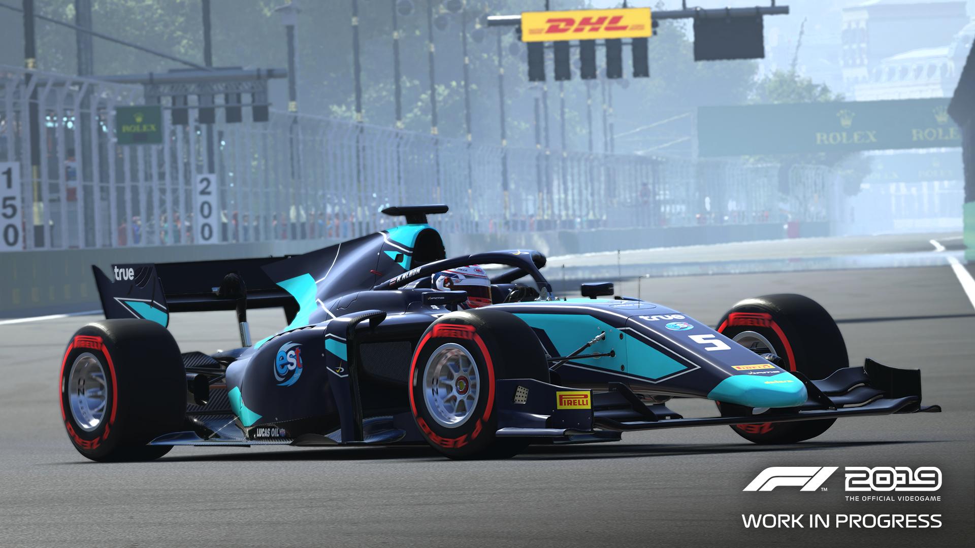 F1 2019 Anniversary