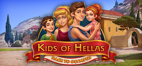 Teaser image for Kids of Hellas: Back to Olympus