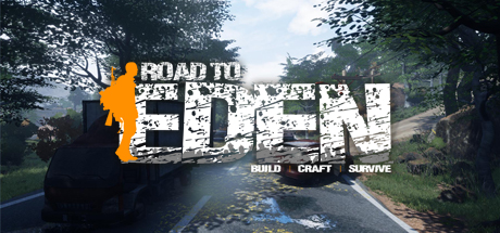 Road to Eden Capa
