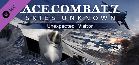 ACE COMBAT™ 7 SKIES UNKNOWN – Unexpected Visitor