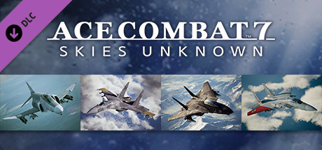 ACE COMBAT™ 7: SKIES UNKNOWN – F–4E Phantom II + 3 Skins