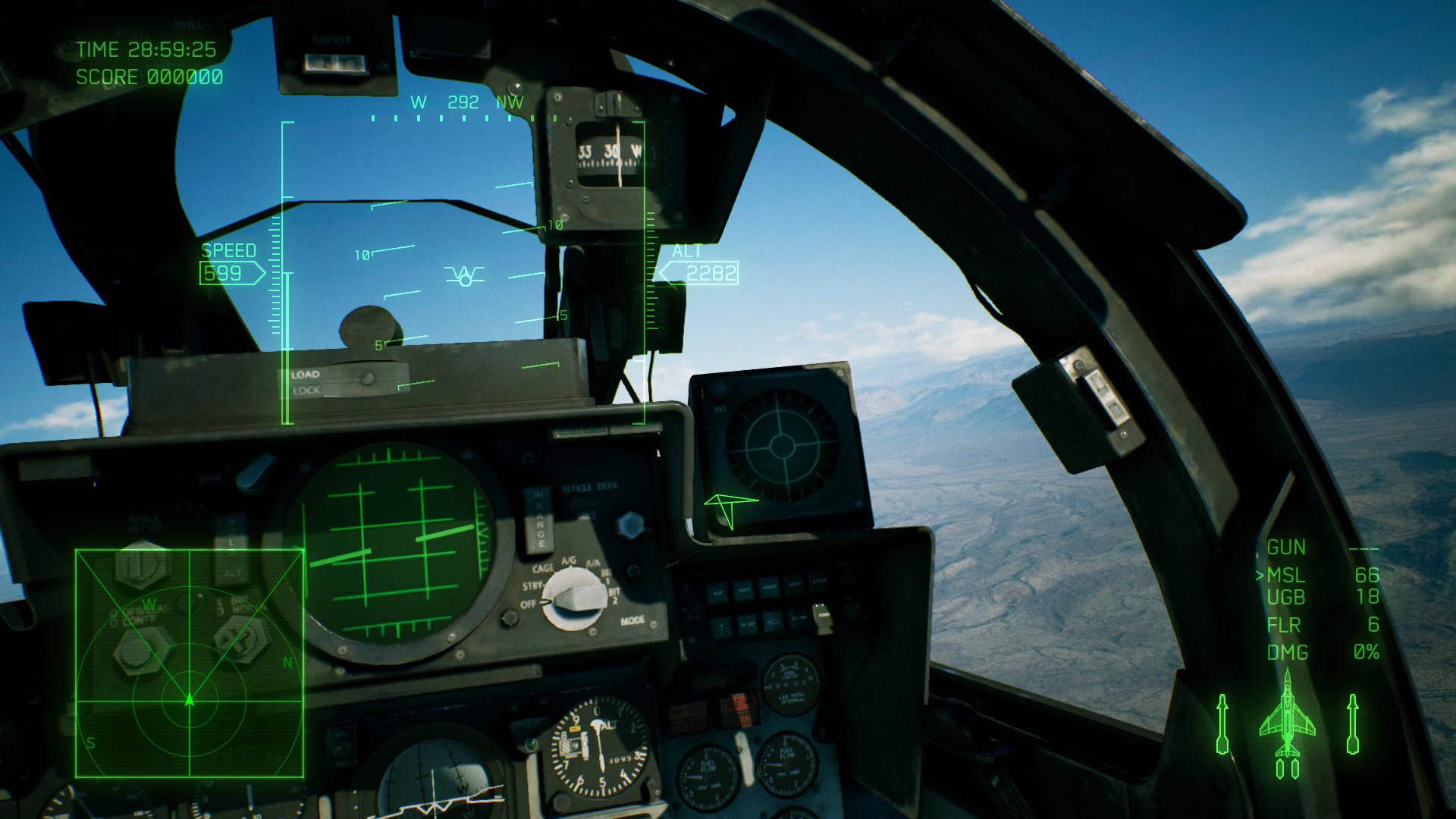 ACE COMBAT™ 7: SKIES UNKNOWN - F-4E Phantom II + 3 Skins