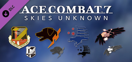 ACE COMBAT™ 7: SKIES UNKNOWN - 8 Popular Squadron Emblems