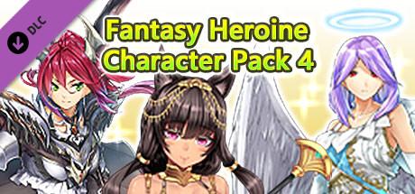 RPG Maker MV - Fantasy Heroine Character Pack 4