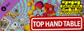 Zaccaria Pinball  - Top Hand Table