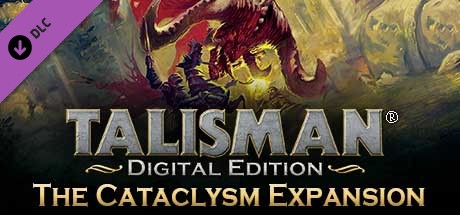 Talisman The Cataclysm Expansion Capa