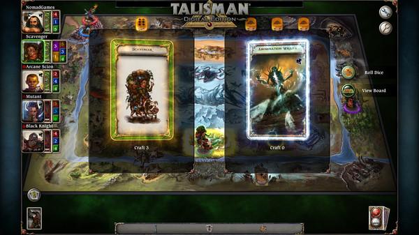 скриншот Talisman - The Cataclysm Expansion 1
