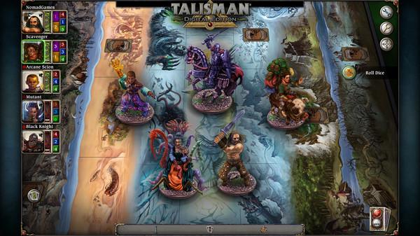 скриншот Talisman - The Cataclysm Expansion 3