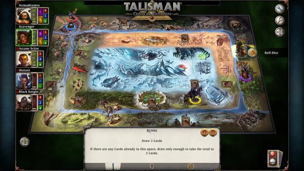 скриншот Talisman - The Cataclysm Expansion 2