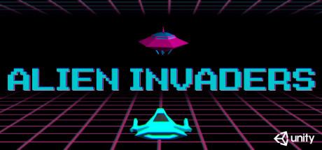 Alien Invaders cover art