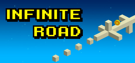 Infinite road cover art