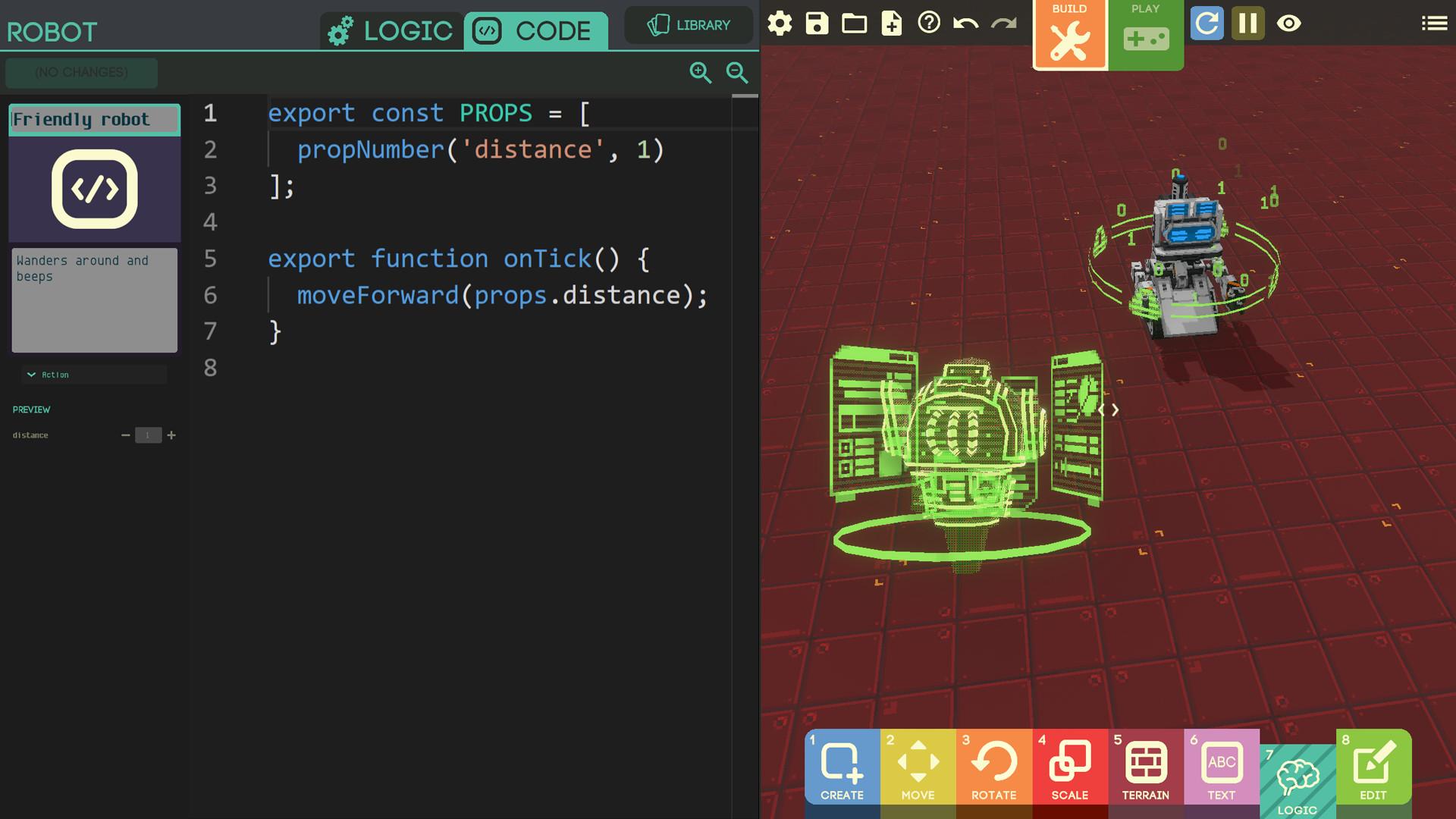 Game Builder on Steam