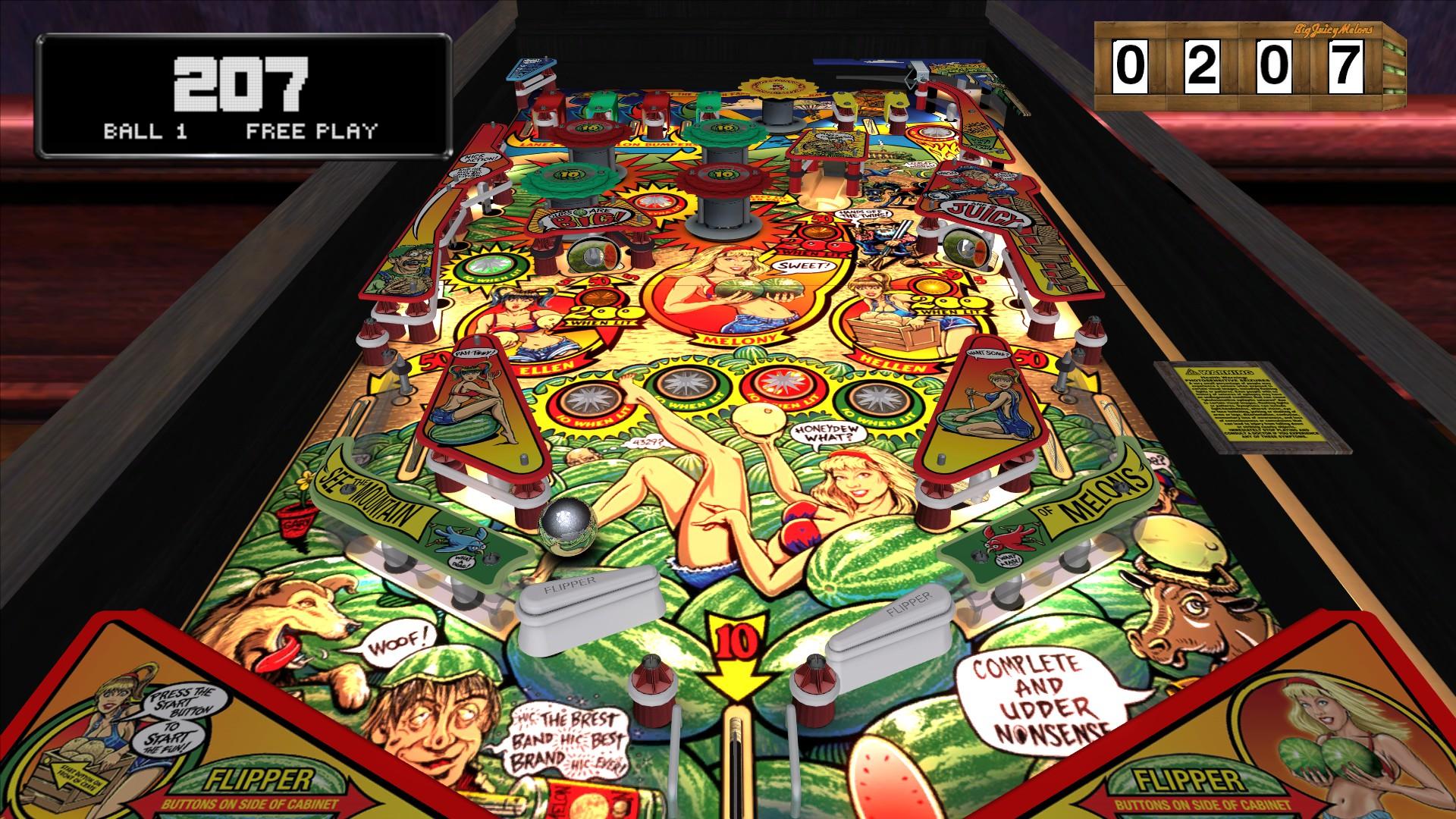 Pinball Arcade: Stern Pack 3