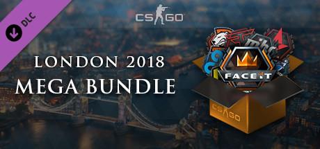 FACEIT 2018 London CS:GO Major Championship Mega Bundle