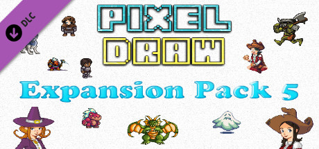 Pixel Draw - Expansion Pack 5