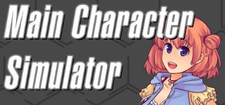 Main Character Simulator cover art