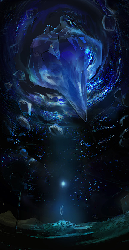 星之碎片物语(Tale of the Fragmented Star: Single Fragment Version / 星の欠片の物語、ひとかけら版)