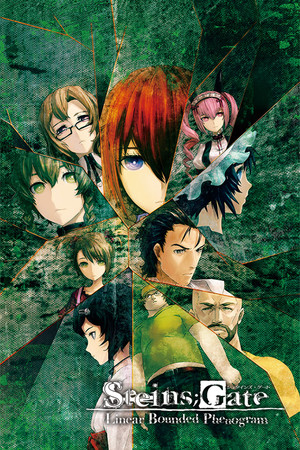 STEINS;GATE: Linear Bounded Phenogram poster image on Steam Backlog