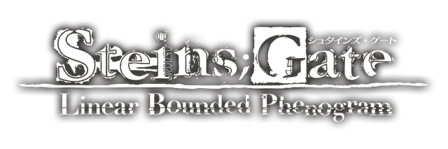 STEINS;GATE: Linear Bounded Phenogram logo