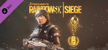 Tom Clancy's Rainbow Six Siege - Pro League Dokkaebi Set