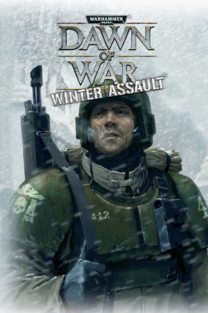 Warhammer 40,000: Dawn of War – Winter Assault poster image on Steam Backlog