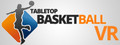 Tabletop Basketball VR-game
