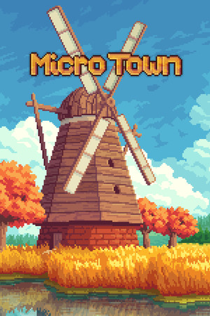 MicroTown poster image on Steam Backlog