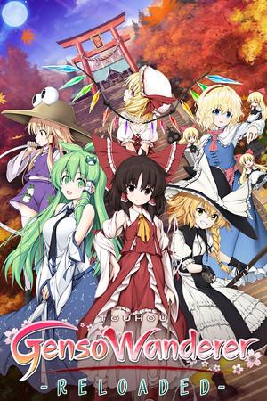 Touhou Genso Wanderer -Reloaded- poster image on Steam Backlog