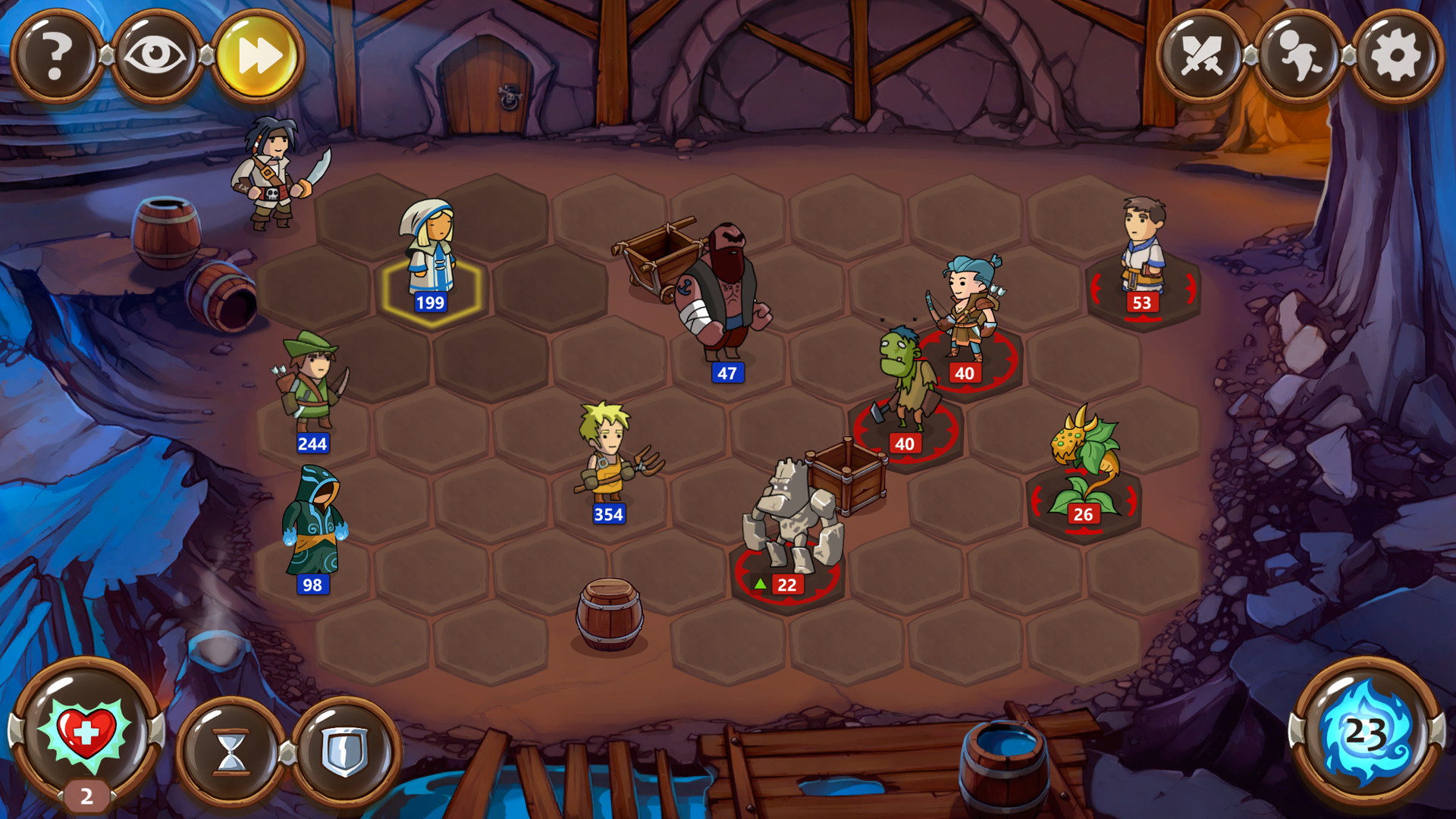 Braveland Heroes on Steam