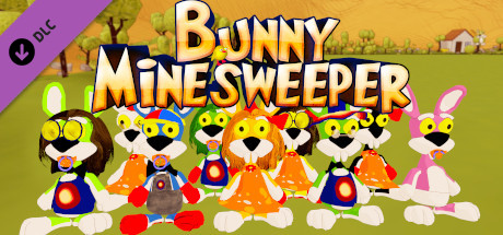 Bunny Minesweeper: Skins
